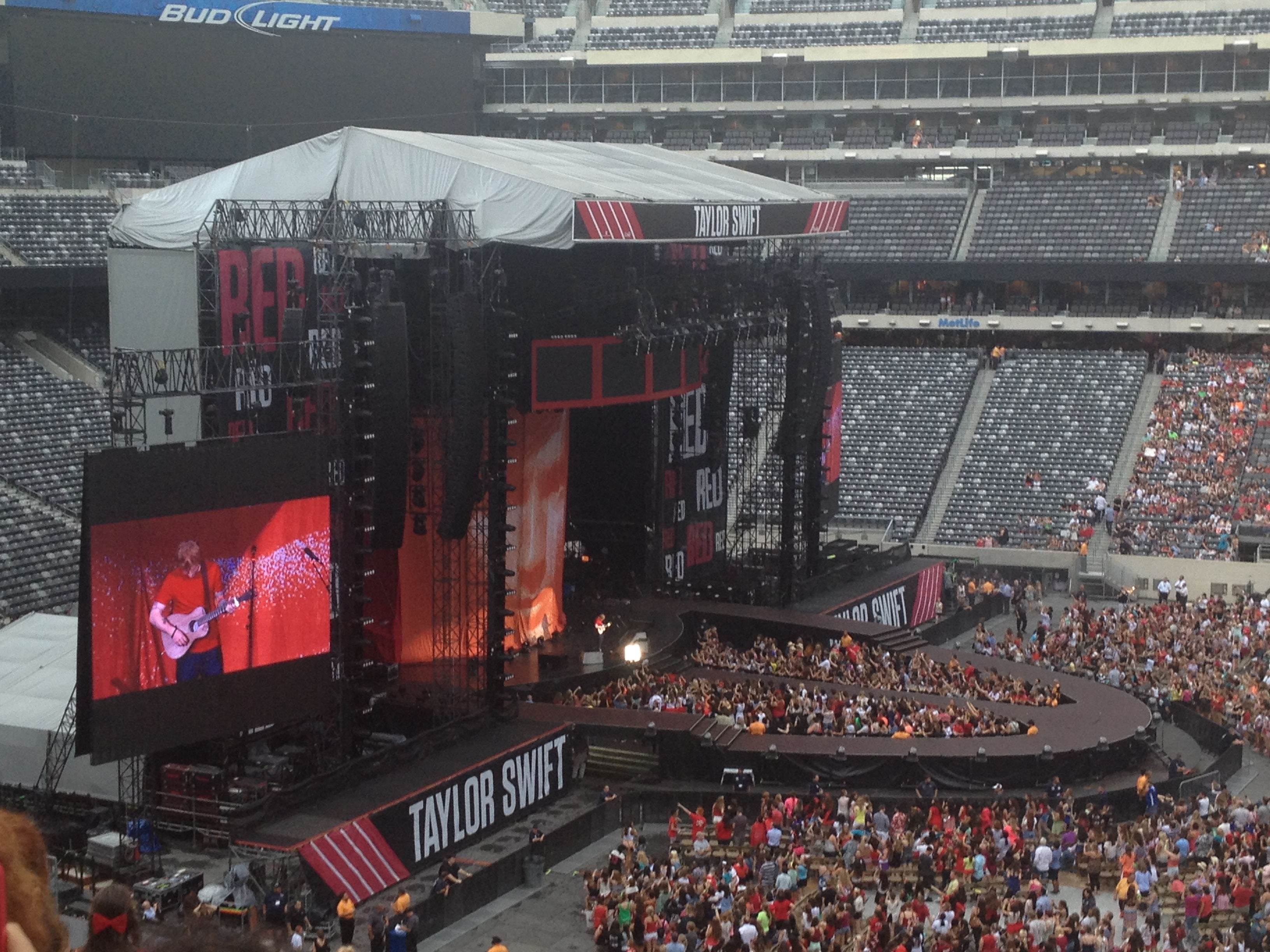 Red Tour Opening Acts