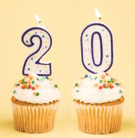 20th bday