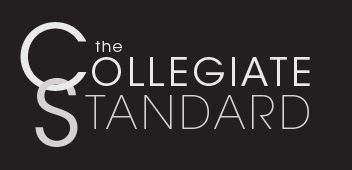 the college standard logo