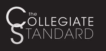 the college standard logo