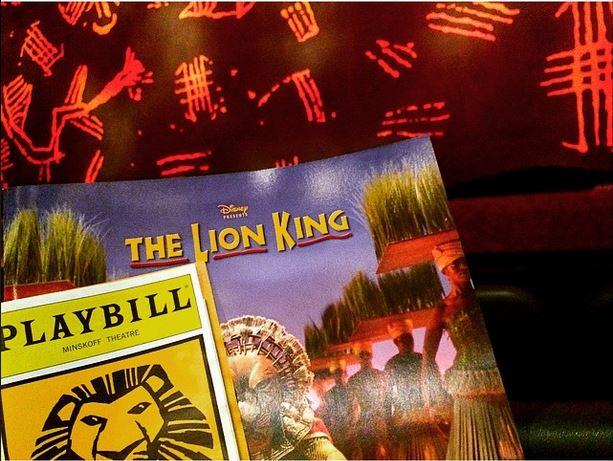 insta lion king