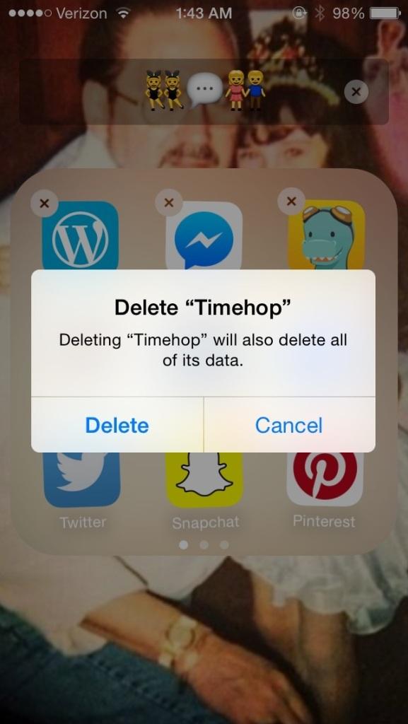 timehop